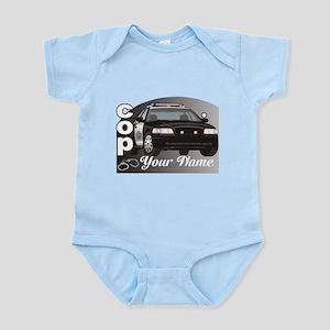 Custom Personalized Cop Infant Bodysuit