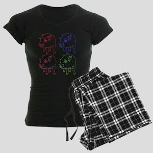 MINI PIG Women's Dark Pajamas
