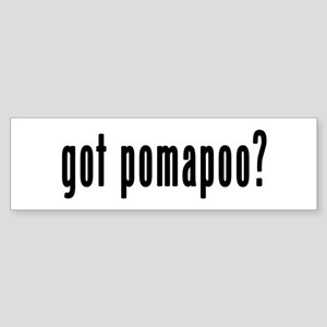 GOT POMAPOO Sticker (Bumper)