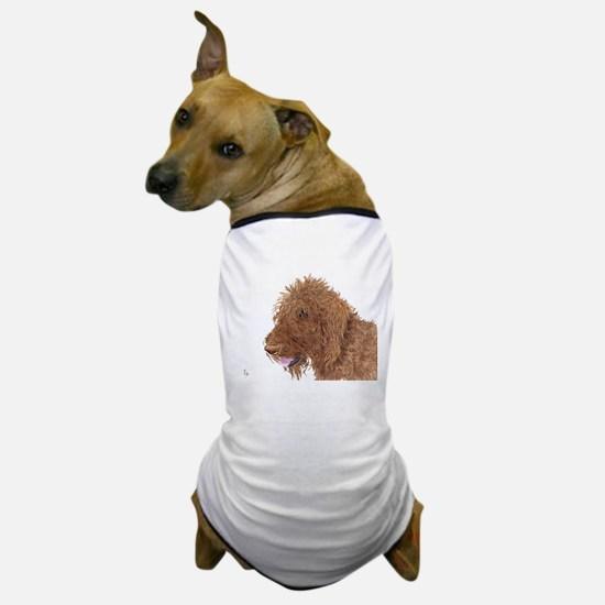 Chocolate Labradoodle 1 Dog T-Shirt