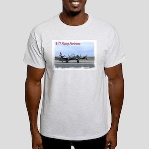 B-17 Ash Grey T-Shirt