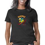 SkiDUCKlogo_forvideo Women's Classic T-Shirt