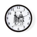 The Meeting Wall Clock