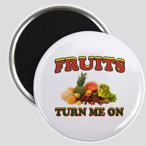 LUV FRUITS Magnet