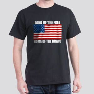 Home of the Brave Dark T-Shirt