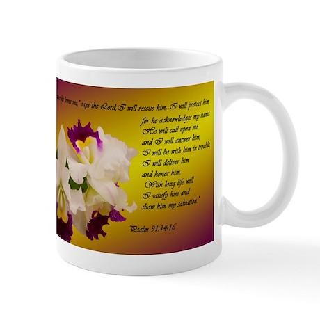 Psalm 91 Mug