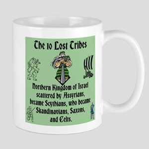 10 Lost Tribes Mug