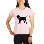 Bloodhound Breast Cancer Support Performance Dry T