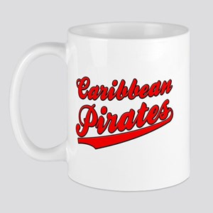 Caribbean Pirates Mug