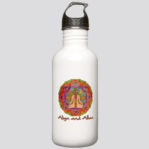Align and Allow Stainless Water Bottle 1.0L