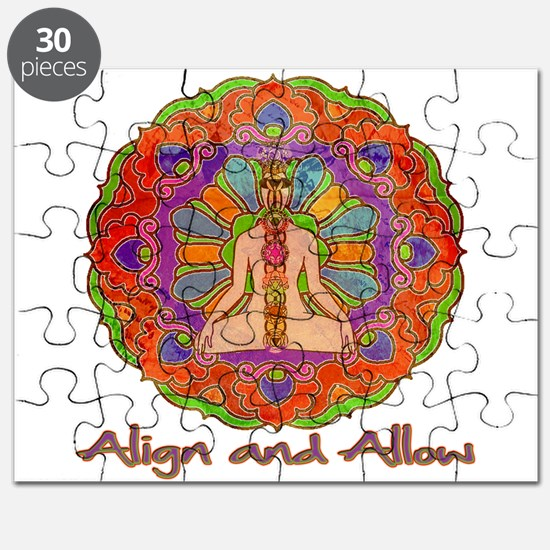 Align and Allow Puzzle