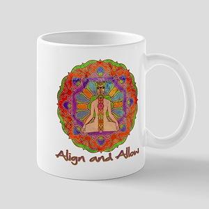 Align and Allow 11 oz Ceramic Mug