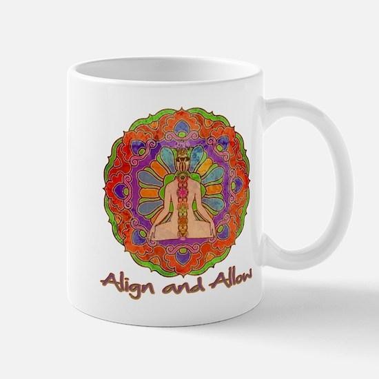 Align and Allow Mug
