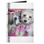 Lowchen Puppy Love - Journal