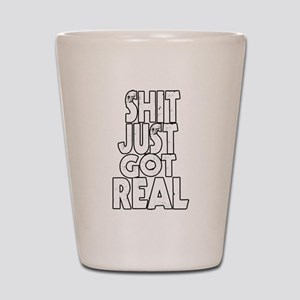 RealShit Shot Glass