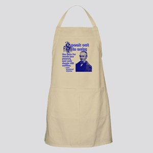 Speak Out In Acts Apron