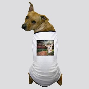 """Why God Made Dogs"" Chihuahua Dog T-Shirt"