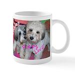 Lowchen Puppy Love - Mug