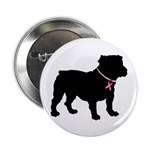 Bulldog Breast Cancer Support 2.25