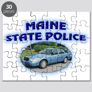 Maine State Police Puzzle