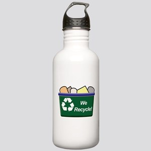 We do it Stainless Water Bottle 1.0L