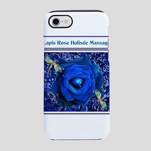 Lapis Rose Holistic Massage Full Logo iPhone 7 Tou