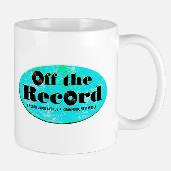 Off the Record Mug