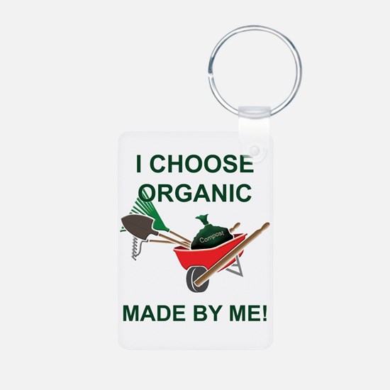 Organic Gardening Keychains