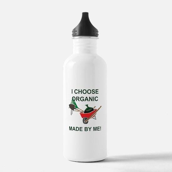 Organic Gardening Water Bottle