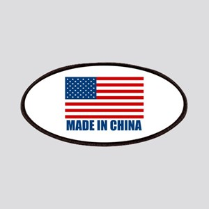 Made in China Patches