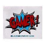 Gamer! Throw Blanket