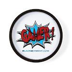 Gamer! Wall Clock