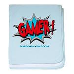 Gamer! baby blanket