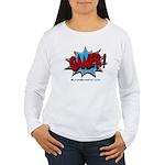 Gamer! Women's Long Sleeve T-Shirt