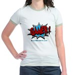 Gamer! Jr. Ringer T-Shirt