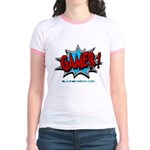 Gamer! Jr. Ringer T-Shirt