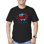Gamer! Men's Fitted T-Shirt (dark)