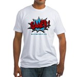 Gamer! Fitted T-Shirt