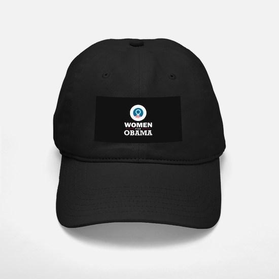Women for Obama Baseball Hat