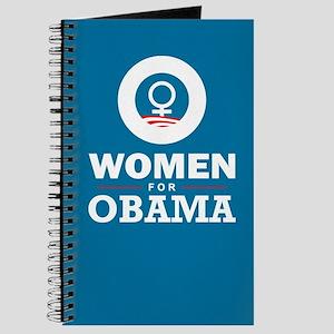 Women for Obama Journal