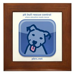 dogsocial Framed Tile