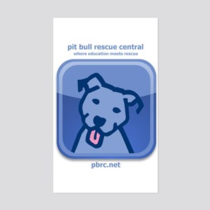 dogsocial Sticker (Rectangle)