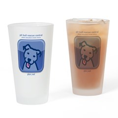 dogsocial Drinking Glass