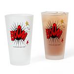 Boom! 2 Drinking Glass