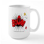 Boom! 2 Large Mug