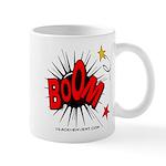 Boom! 2 Mug
