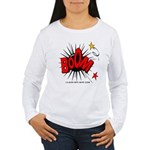 Boom! 2 Women's Long Sleeve T-Shirt