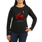 Boom! 2 Women's Long Sleeve Dark T-Shirt