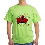 Boom! 2 Green T-Shirt