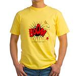 Boom! 2 Yellow T-Shirt